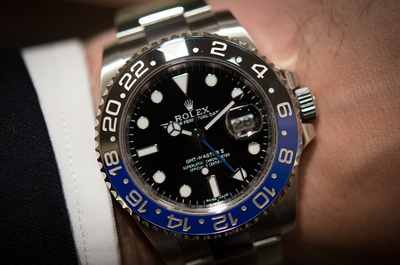 Rolex GMT-Master II Replica Price